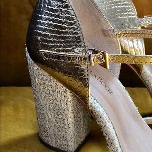 Anthropologie Shoes - Raphaella Booz block heels